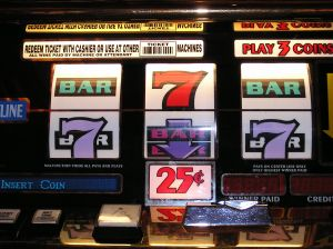 Hazardní hry na automatech