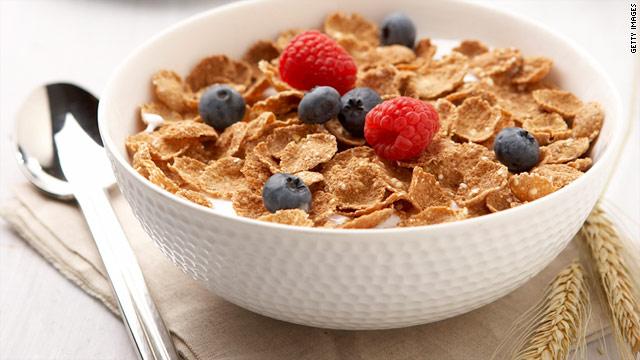 Jak by měla vypadat správná snídaně - Cereálie