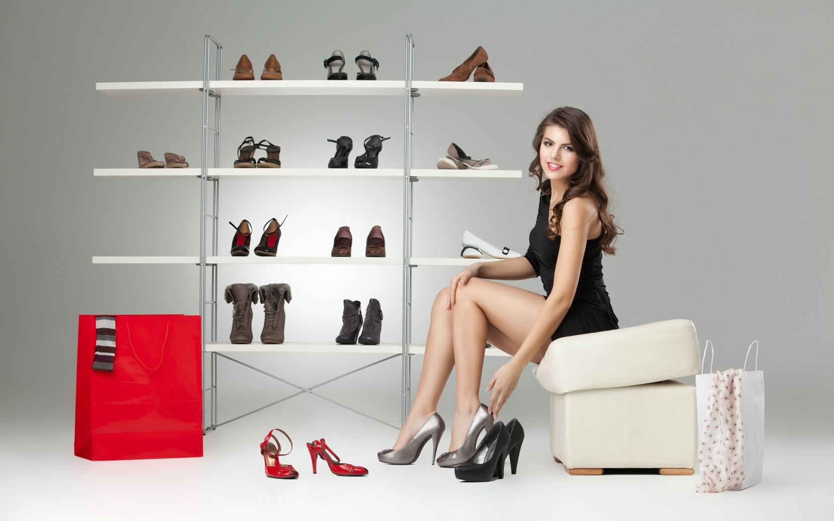 Svůdnost ostré špičky na botách