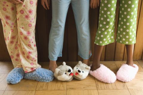 V čem doma spíte může mít vliv na váš vztah
