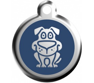 Kde seženete psí známky s vyrytím jména a kontaktu?