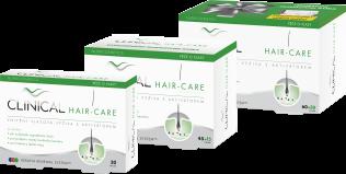 Boj s vypadáváním vlasů vyhraje pouze kvalitní vlasová výživa