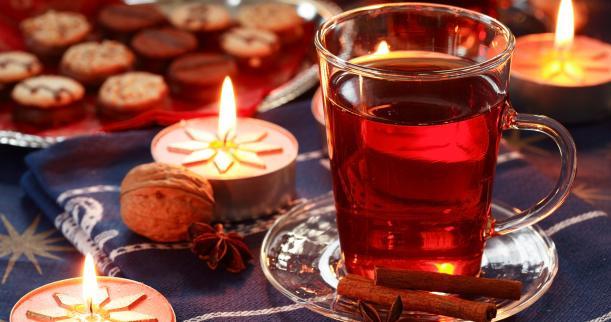 V zajetí čajových Vánoc