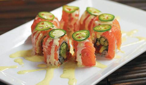 Základy sushi