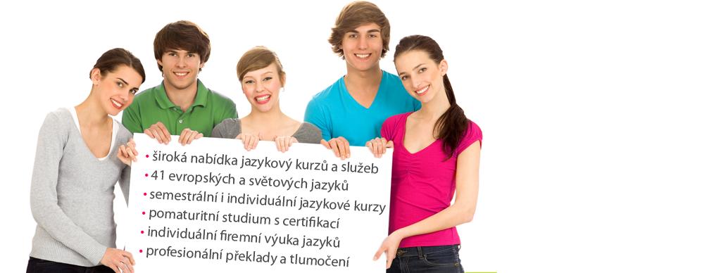 Jazyková škola – ruština, italština, španělština