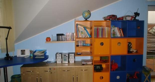 Vlastní místo potřebují i vaše děti. Jak zařídit dětský či studentský pokoj