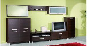 Jak na krásný obývák s dostatkem úložného prostoru