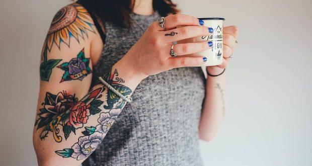 Piercing a tetování – jak ohrožují lidský život? 1. díl