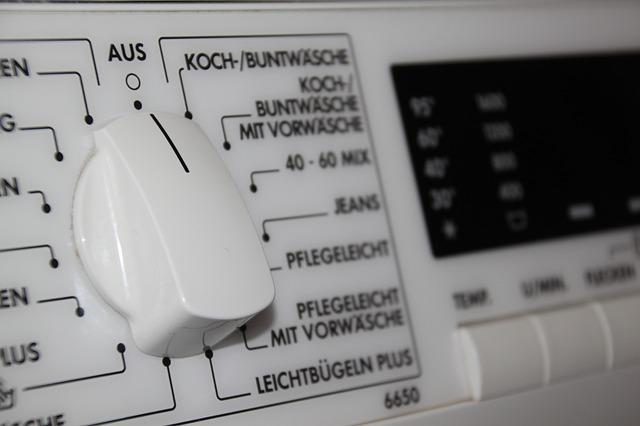 Praní prádla – jaké prostředky jsou vhodné?