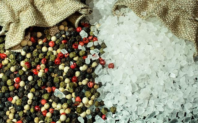 Sůl: Zdravotní přínosy a ukázkový recept, část druhá