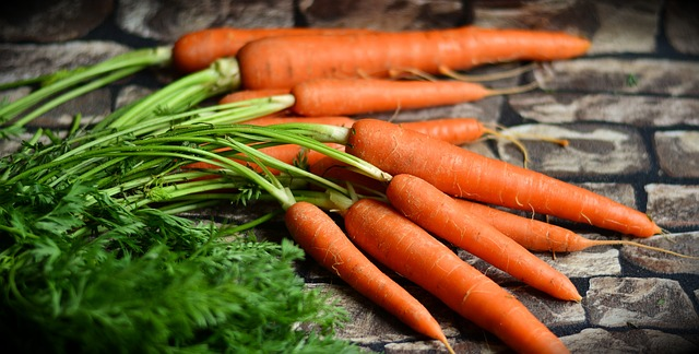Co všechno skrývá mrkev? Aneb zdravotní přínosy mrkve