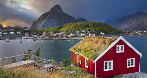 Rybářský výlet do Norska