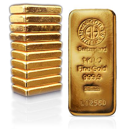 Jak uložit peníze do zlata?